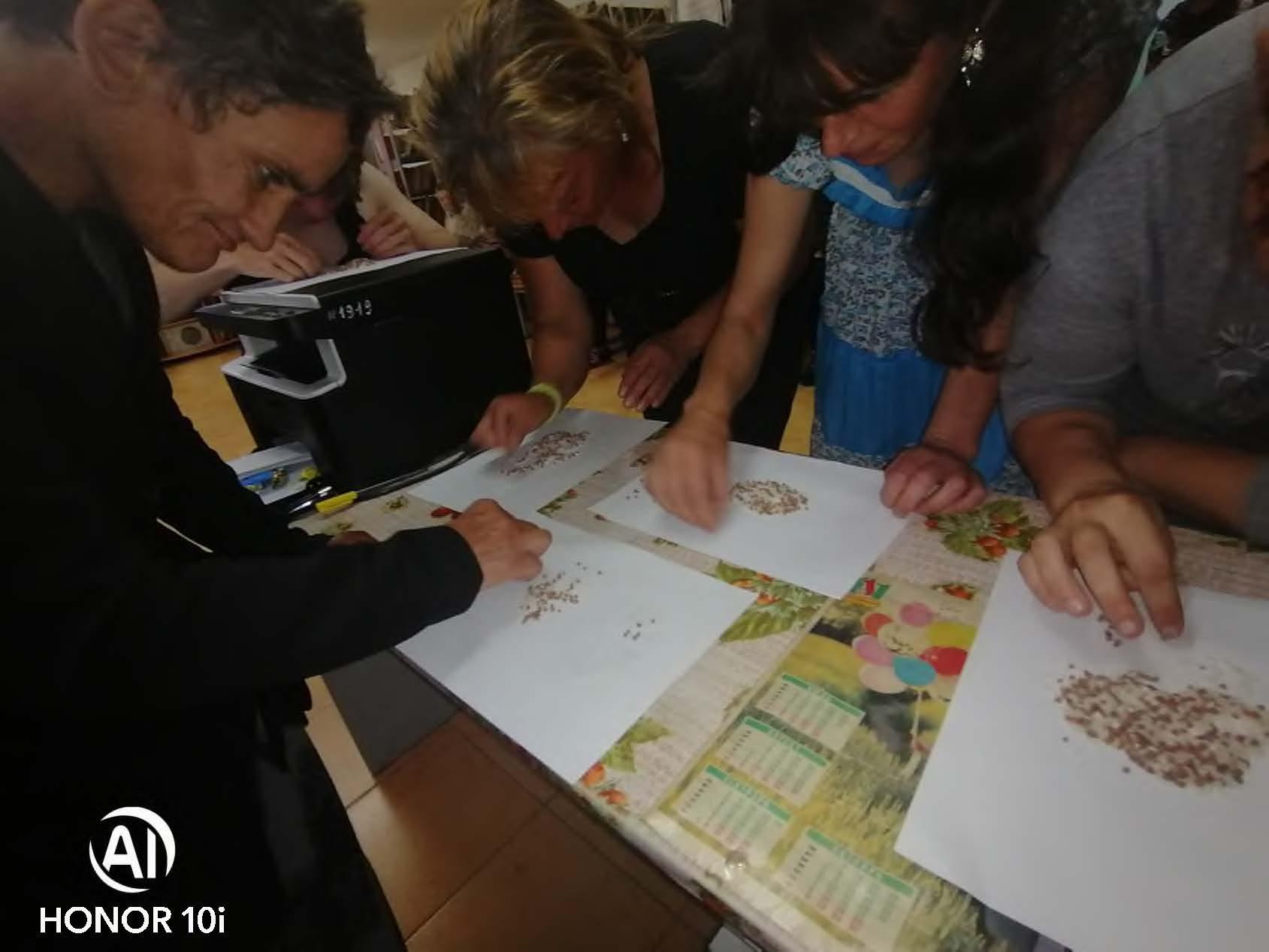 Всемирный День Красоты отметили жители Мухинского психоневрологического интерната 9 сентября