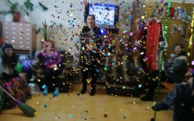 Новогодняя театрализованная игровая программа «Новогодний серпантин»